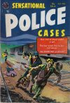 Cover For Sensational Police Cases 4