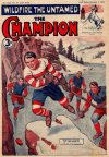 Cover For The Champion 1658