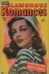 Cover For Glamorous Romances 55