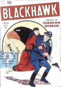 Large Thumbnail For Blackhawk #29