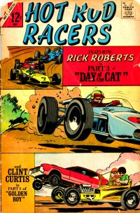 Large Thumbnail For Hot Rod Racers #14