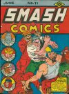 Cover For Smash Comics 11