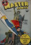 Cover For Master Comics 107