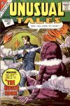 Cover For Unusual Tales 35