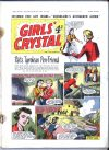 Cover For Girls' Crystal 1201
