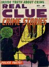 Cover For Real Clue Crime Stories v6 8