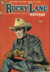 Cover For Rocky Lane Western 58