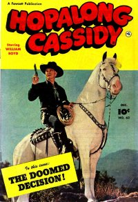 Large Thumbnail For Hopalong Cassidy #62