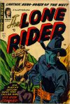 Cover For Lone Rider 10