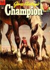 Cover For Gene Autry's Champion 15