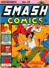 Cover For Smash Comics 16