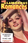 Cover For Glamorous Romances 49