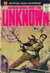 Cover For Adventures into the Unknown 109