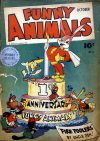 Cover For Fawcett's Funny Animals 11