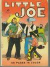 Cover For 0001 - Little Joe