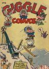 Cover For Giggle Comics 38