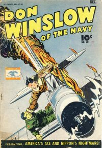 Large Thumbnail For Don Winslow of the Navy #30