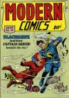 Cover For Modern Comics 74