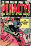 Cover For Crime Must Pay the Penalty 13