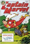 Cover For Captain Marvel Adventures 86