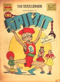 Large Thumbnail For The Spirit 9/21/1941