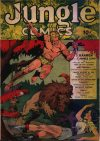 Cover For Jungle Comics 1