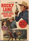 Cover For Powder River Rustlers