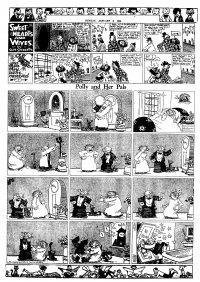 Large Thumbnail For Polly and Her Pals 1929 Sundays