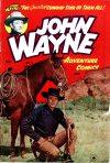 Cover For John Wayne Adventure Comics 2