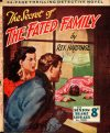 Cover For Sexton Blake Library S3 286 The Secret of the Fated Family