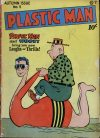 Cover For Plastic Man 5