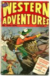 Cover For Western Adventures 6