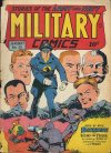 Cover For Military Comics 25
