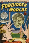 Cover For Forbidden Worlds 25