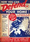 Cover For How You Can Defend Your Home!