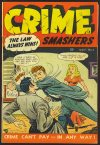 Cover For Crime Smashers 1