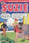 Cover For Suzie Comics 93