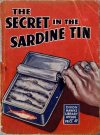 Cover For Dixon Hawke Library 566 The Secret of the Sardine Tin