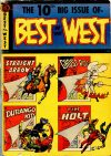 Cover For Best of the West 10