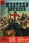Cover For Western Roundup 20
