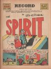 Cover For The Spirit (1941 7 27) Philadelphia Record