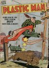 Cover For Plastic Man 18