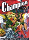 Cover For Champion Comics 8