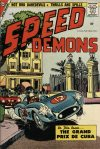 Cover For Speed Demons 9