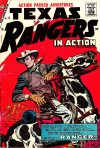 Cover For Texas Rangers in Action 10