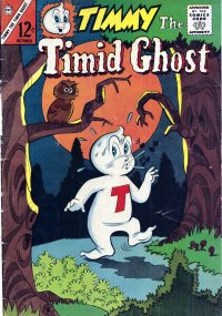 Large Thumbnail For Timmy the Timid Ghost #44