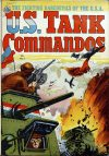 Cover For U.S. Tank Commandos 1