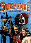 Cover For Suspense Comics 12