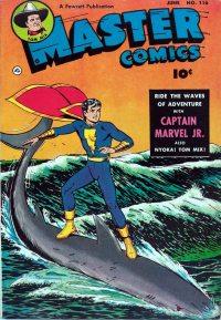 Large Thumbnail For Capt. Marvel Jnr Compilation Vol 18