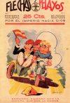 Cover For Flechas y pelayos 7